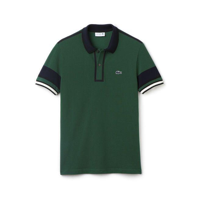 Men's 'Made in France' Piqué Polo Shirt