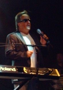 Gilbert Montagné-chanteur aveugle