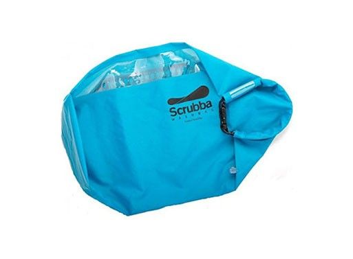 The Scrubba™ Wash Bag — Packing and Travel -- Better Living Through Design