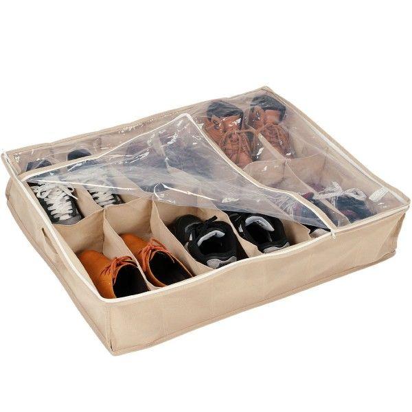 17 meilleures images propos de rangement organisation - Rangement chaussures amazon ...