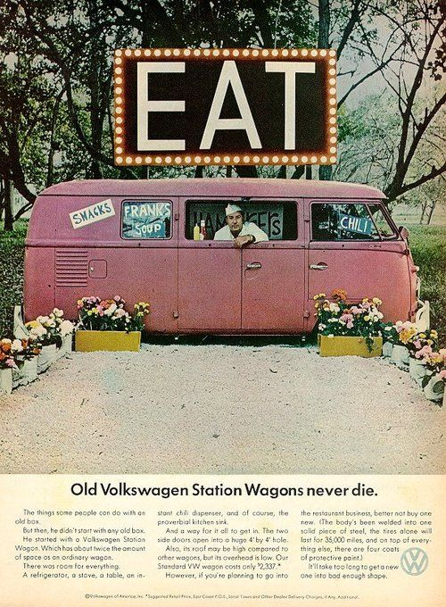 Old Volkswagen Station Wagons Never Die from Laughing Squid