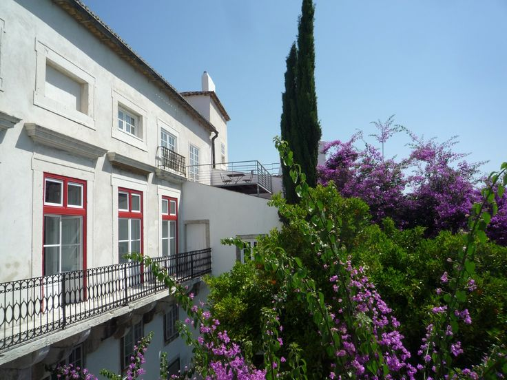 Organic Mediterranean Garden of Palacio Belmonte by Nelsoncarvalheiro