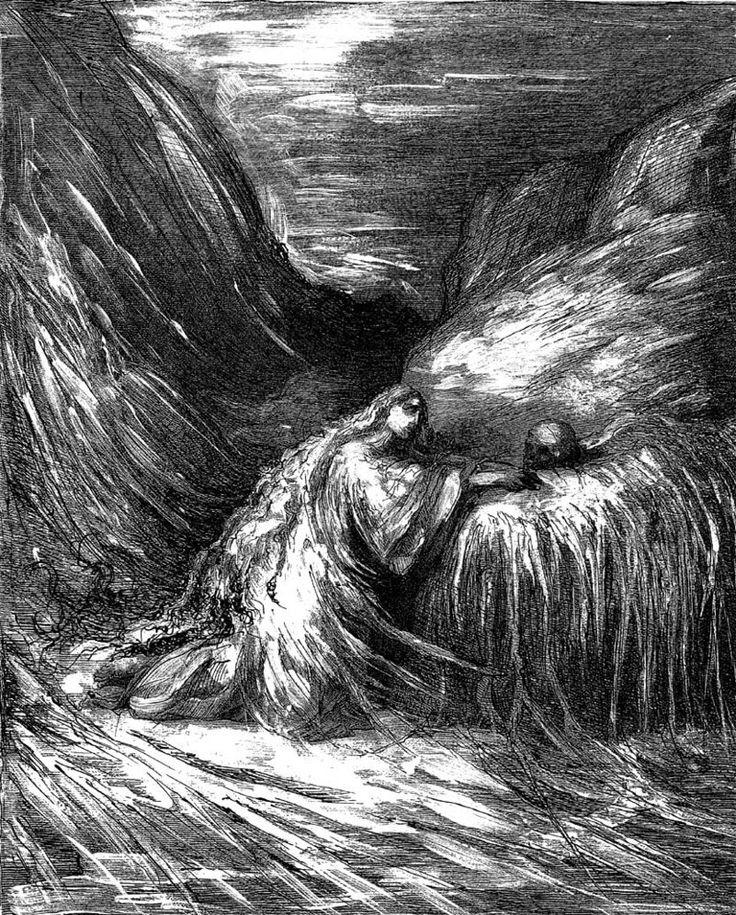 Slavic Mythology - Marzanna by masiani on DeviantArt