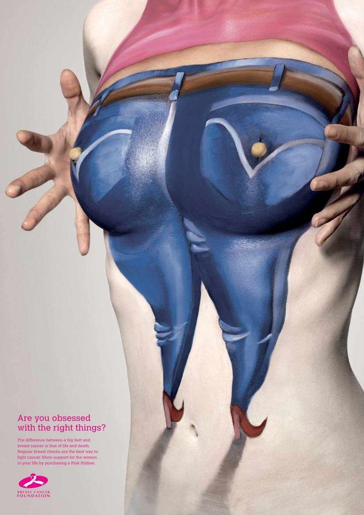 Breast Cancer Foundation:  Bottom