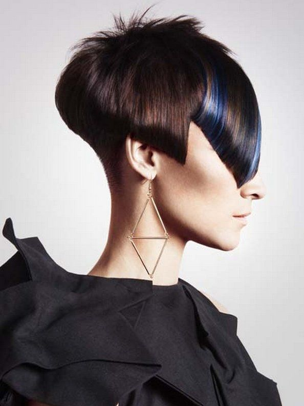 Creative haircuts