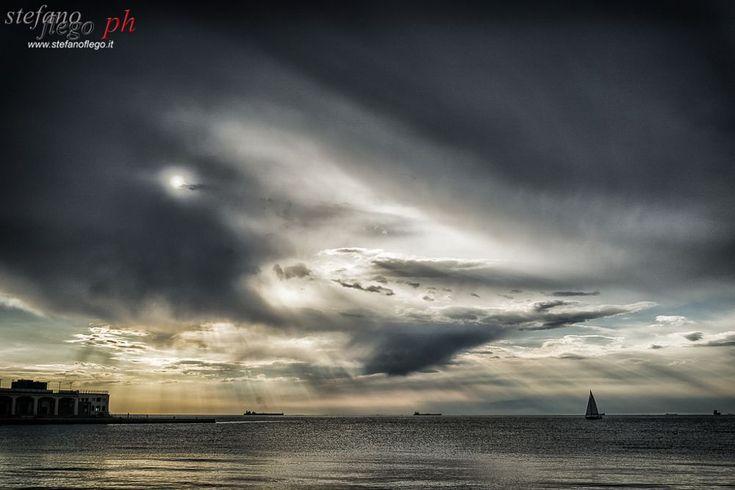 Trieste, Rainy Day by Stefano Flego