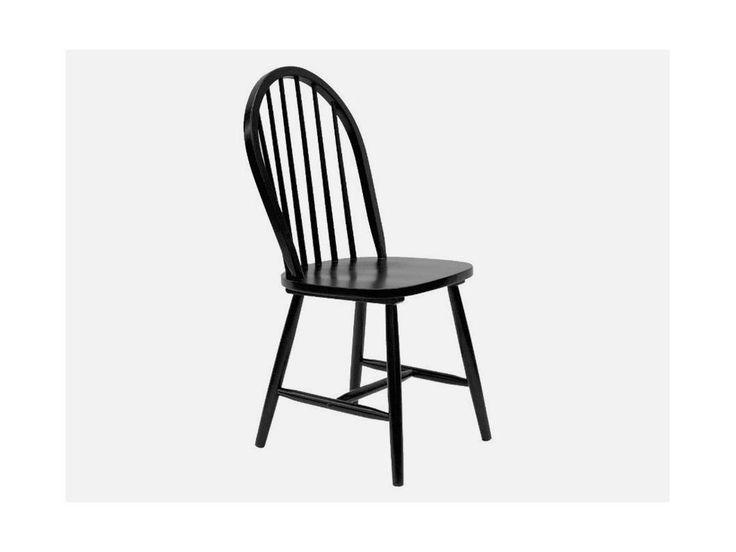 Krzesło Tempo czarne — Krzesła w Sklepie Mebelio™