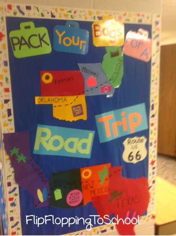Flip Flopping to School: Classroom Tour- Picture Overload!