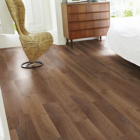 Karndean KP96 Mid Limed Oak Knight Tile Vinyl Flooring feature striking colour variations of dusty pale browns with hints of softer golden hues.