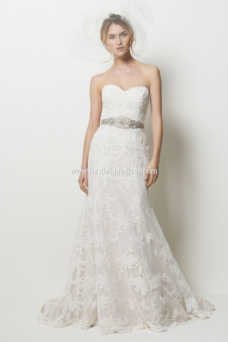 Watters Wedding Dresses - Pasadena 9063B