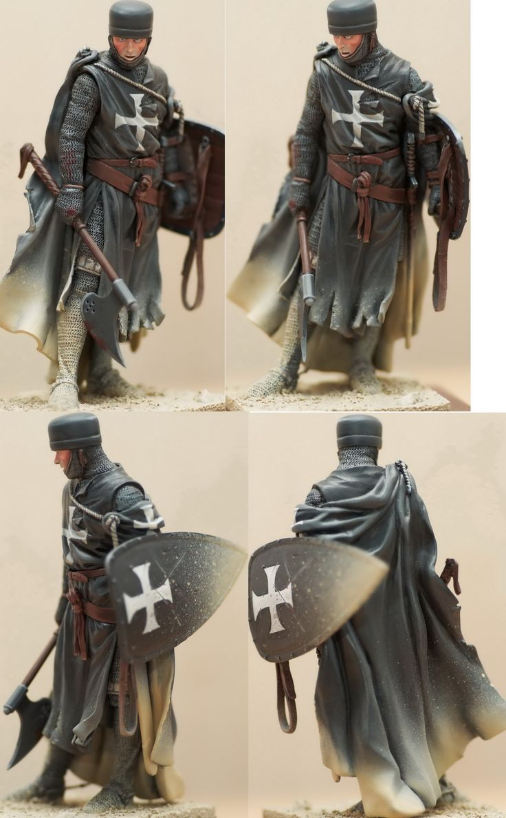 Knight Hospitaller (sorry it's a toy)