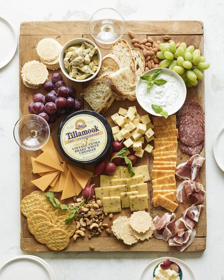 Cheese Board Ideas Pictures: Check Out Spring Cheese Board. It's So Easy To Make!