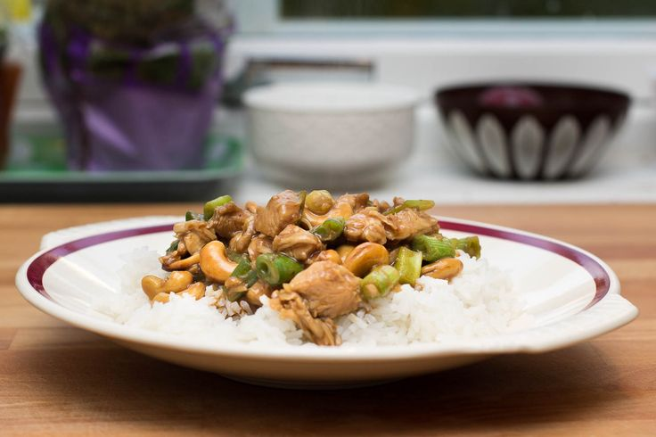 Gong bao kylling | Oppskrifter | Matinspirasjon