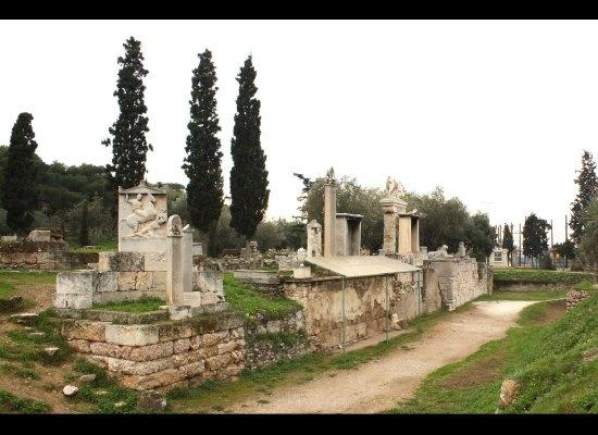 In the Shadow of the Acropolis: Kerameikos