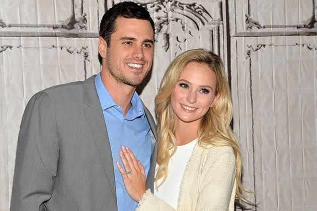 Lauren Bushnell Wishes Her Bachelor Fiancé, Ben Higgins, a Happy Birthday in the Cutest Instagram Post