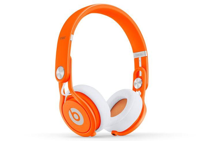Beats By Dre Mixr - Lightweight DJ Headphones -Candy Orange $249.95  $169.98