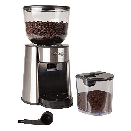 Coffee Maker Grinder Modern Home Kitchen Electric Automatic Mill Coffeemaker  #Unbranded