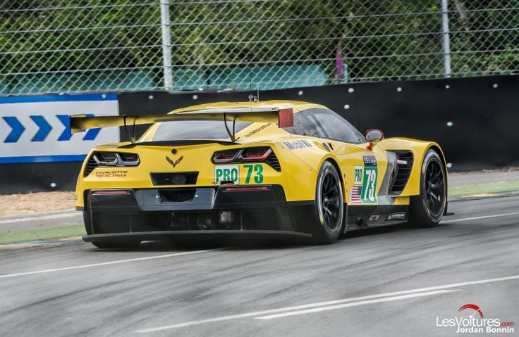 Chevrolet Corvette C7.R during Test Day 24 Hours of Le Mans 2014. #24LM #Motorsport #Chevy #Chevrolet #Corvette #CorvetteRacing #Racing #Horsepower #Car #Cars #voiture #voitures #automobile #sportauto #LeMans #24HeuresduMans #24HoursofLeMans