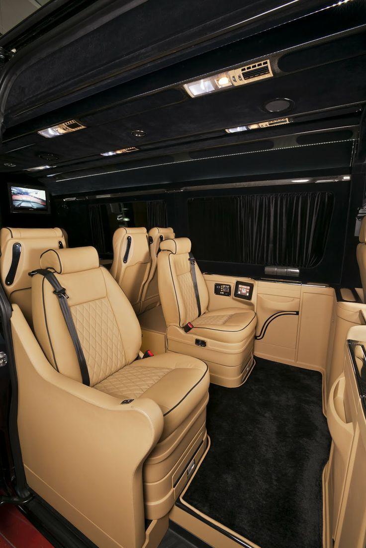 Klassen Excellence Sprinter Mercedes Benz Msd 1201