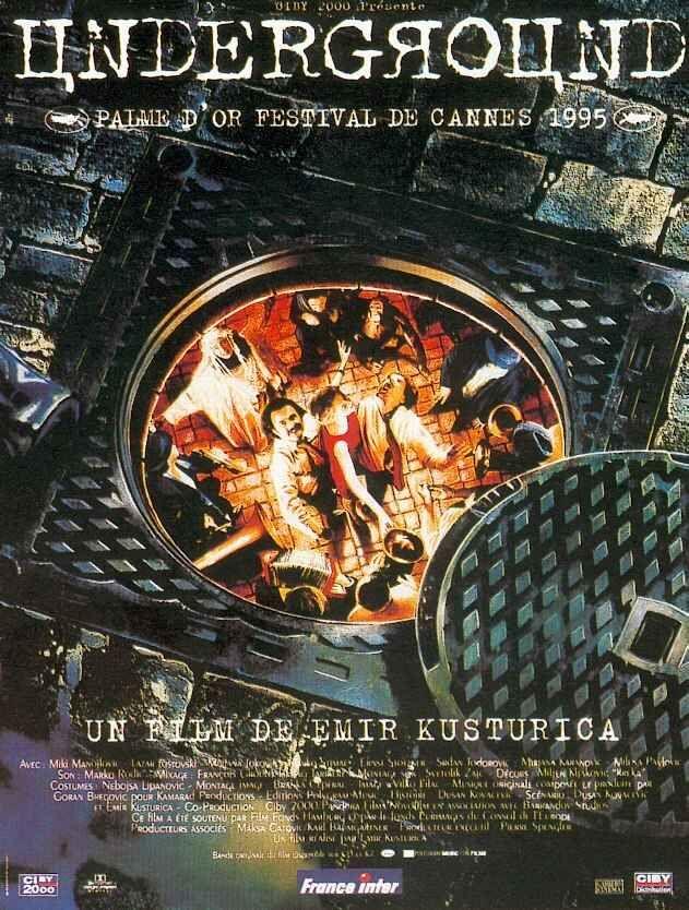 Underground | Emir Kusturica | 1995 |