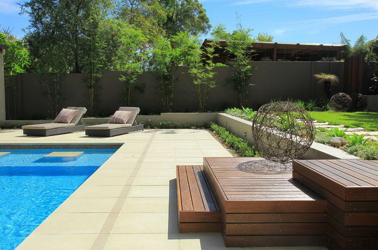 Modern Landscape Design in Australia