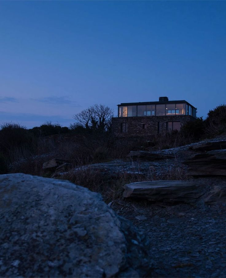 Padstow, Cornwall Exterior - McLean Quinlan Architects