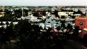 Shot using iTimeLapse on my iPhone.   Tilt-Shift look