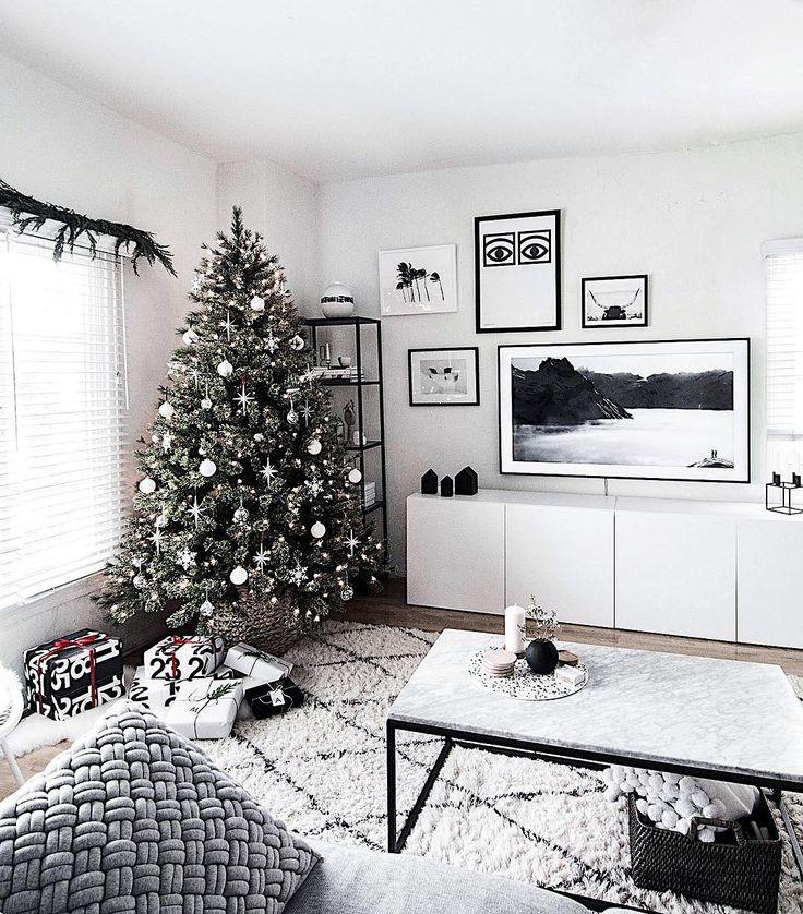 61 best Christmas Inspiration images on Pinterest Christmas - küchenwände neu gestalten