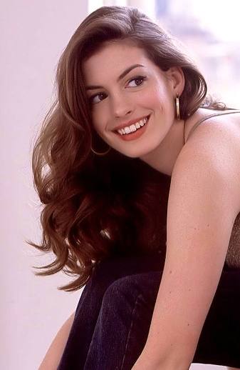 Anne Hathaway one of my favs