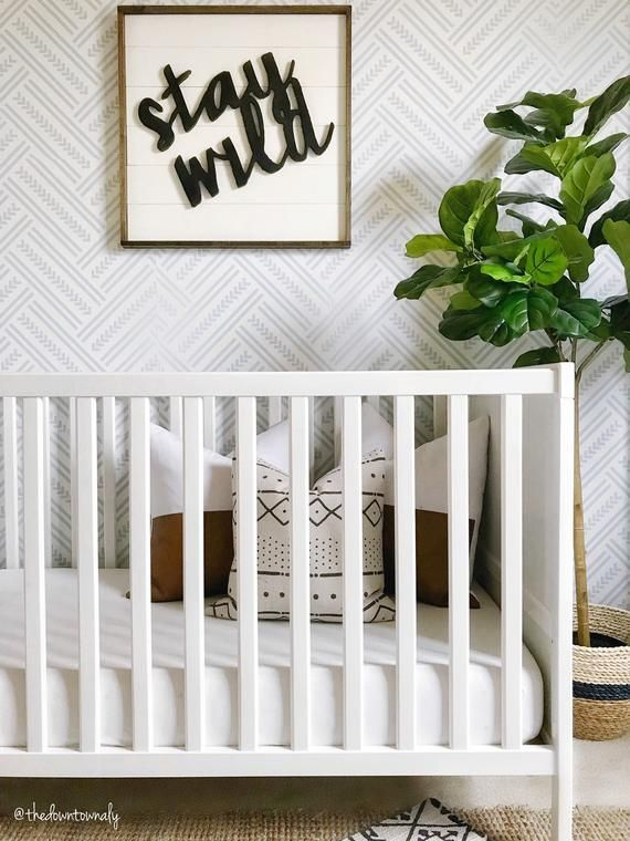 Self Adhesive Wall Mural My Wall Murals Are Printed On An Innovative Self Adhesive Removable Material Which Herringbone Wall Removable Wallpaper Nursery