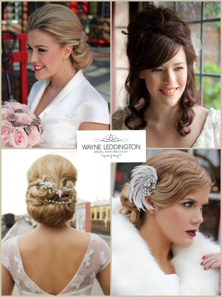 Wayne Leddington - Bridal Hair Specialist http://www.bridalhairstyling.co.uk/