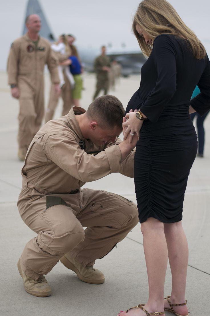 Kelsey Erin Photography- Military Homecoming