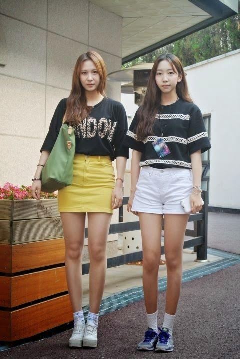 July 2014   Korea Street Fashion                                                                                                     ...