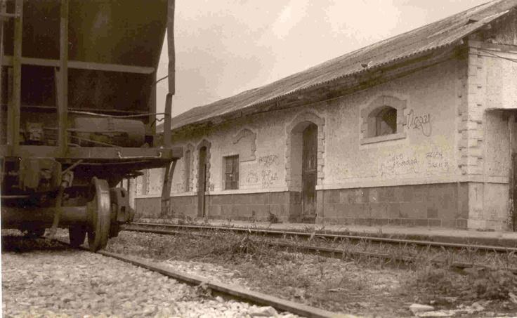 Train station  Cordoba, Veracruz