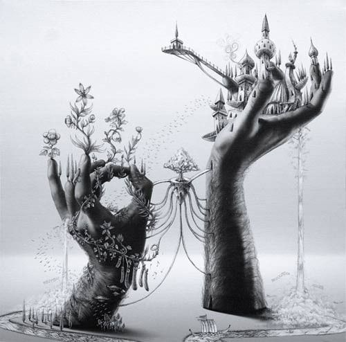 fantasy hands art ed handscapes pinterest pictures