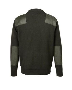 Pullover (grün) von Wald & Forst - Pullover & Troyer - Jagdbekleidung für Herren - Jagdbekleidung Online Shop - Frankonia.de