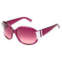 Lunettes en acétate Boss by Safilo - Mode lunettes - Acidulées, comme les aiment les élégantes, ce modèle en acétate avec détails argent comblera les plus exigeantes. Une forme aux angles adoucis pour passer l'été sereine et aborder la vie sous la gaieté du rose...