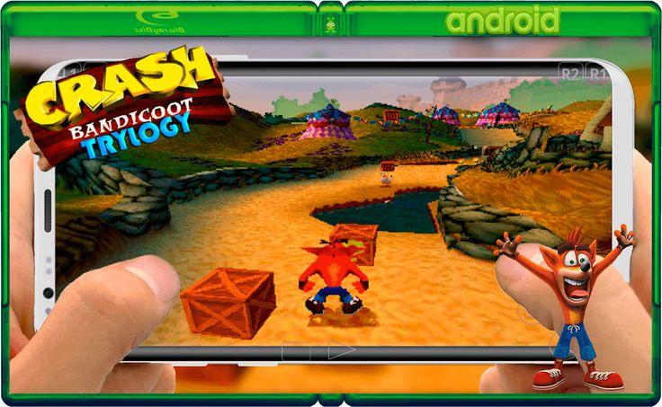 Crash Bandicoot Trilogy PSX Coleccion 3 in 1 es una colección de los tres primeros juegos de la serie 'Crash Bandicoot',' Crash Bandicoot, Cortex Strikes Back' y 'Crash Bandicoot Warped', que cuentan con el personaje principal que atraviesa varios niveles para detener al Dr. Neo Cortex. Al igual que en los juegos originales, Crash utiliza técnicas de giro y salto para derrotar a los enemigos, romper las cajas y recoger artículos como Frutas Wumpa, vidas extra y máscaras protectoras de…