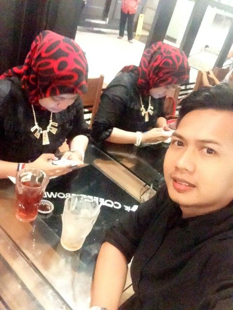 The Coffee Crowd di Medan, Sumatera Utara