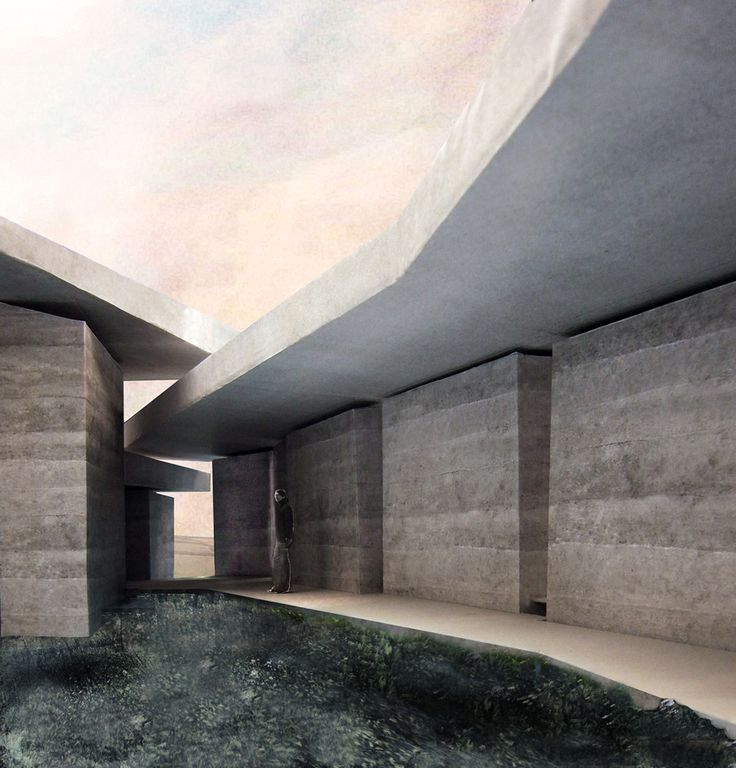 Image result for pingus winery peter zumthor 建築模型, ピーターズントー