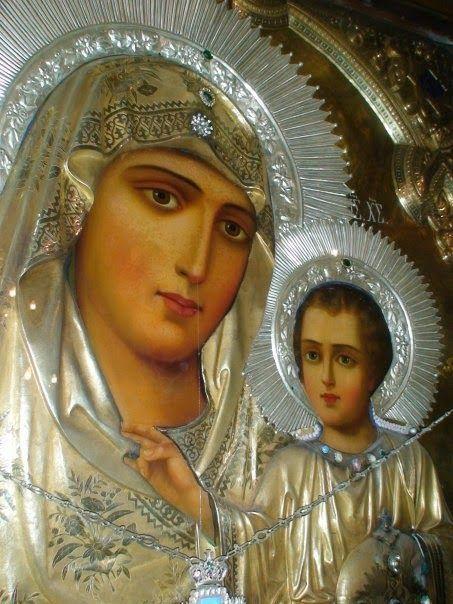 Παναγία Ιεροσολυμίτισσα: Η εμφάνιση της Παναγίας στον Άγιο Παΐσιο