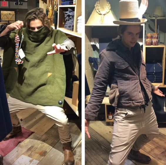 They can dress themselves.   21 Reasons Dylan And Cole Sprouse Are The Total Package