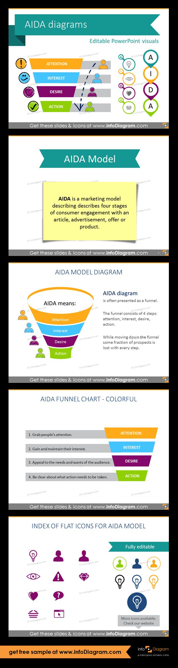 Below are two different file formats of the superman logo in a beveled - Fully Editable Vector Shapes By Using Built In Powerpoint Tools Vector Format Definition Of Aida Model Usage In Marketing Strategy Or Advertisement
