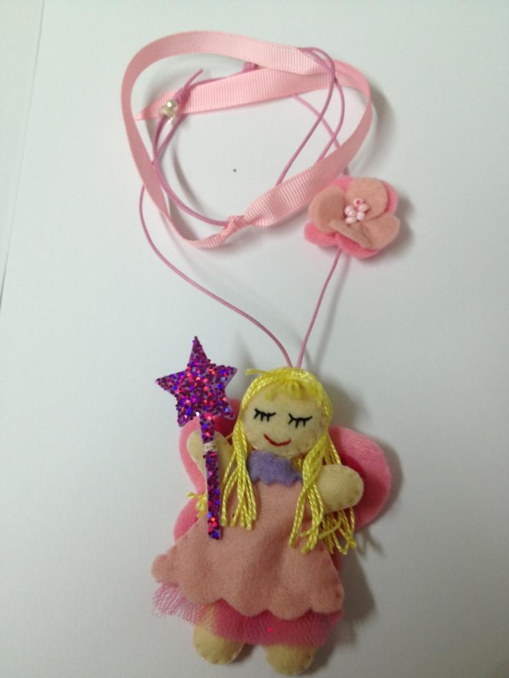 Little fairy necklace