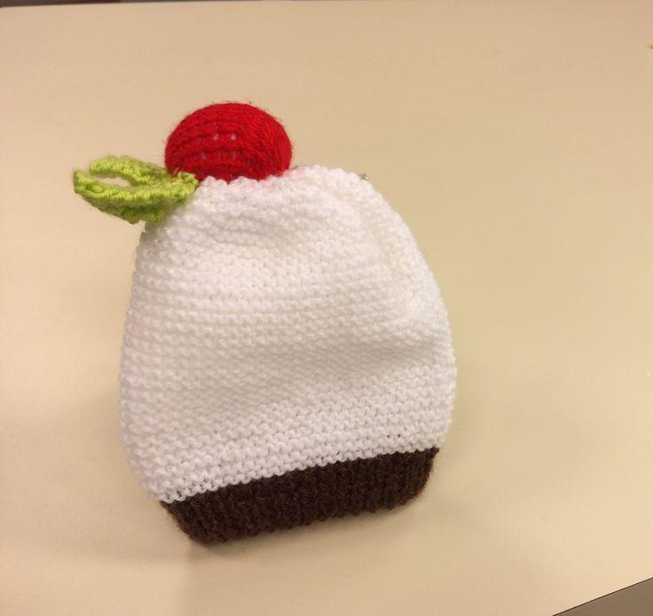 Programa Arte Brasil - 09/10/2015 - Jaqueline Santos - Touca Cupcake