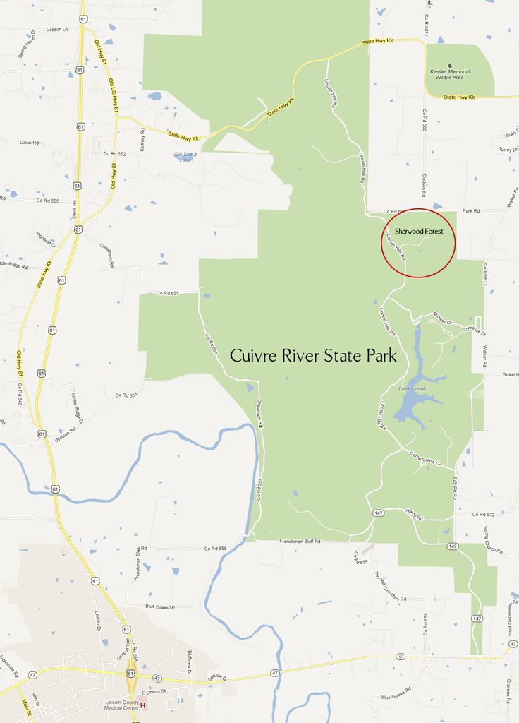Cuivre River State Park Map Missouri Travelsfinders: Cuivre River State Park Map At Codeve.org