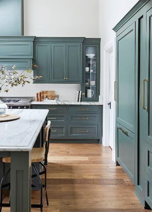 Meble Kuchenne W Kolorze Trend Na 2019 Inspiracje W Moim
