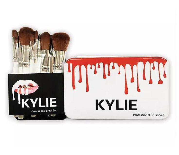 #12pcs/Set Makeup Brushes Professional Makeup Set Kit with Retail Box UNBRANDED #Unbranded