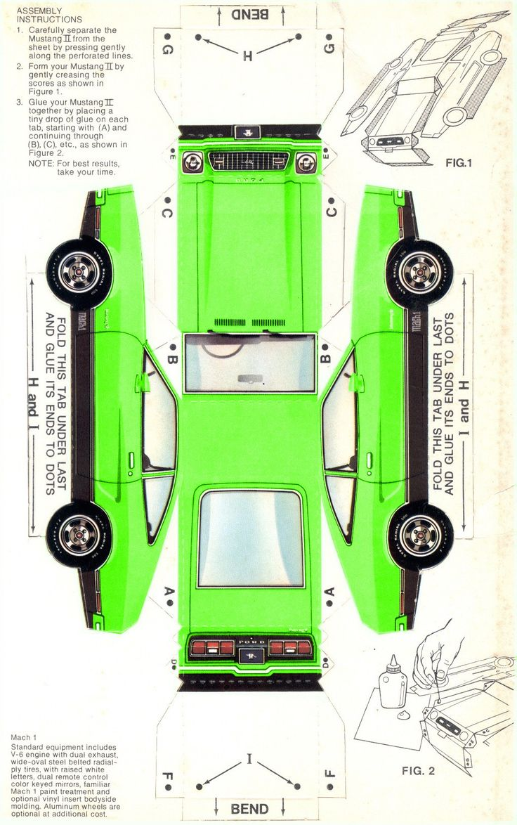 13 best cars images on Pinterest | Paper templates, Paper toys and ...