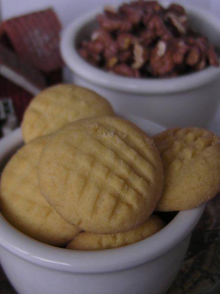 Mézes-vaníliás teasütemény   Gluténmentes, tejmentes, cukormentes keksz recept - Pink Dust blog